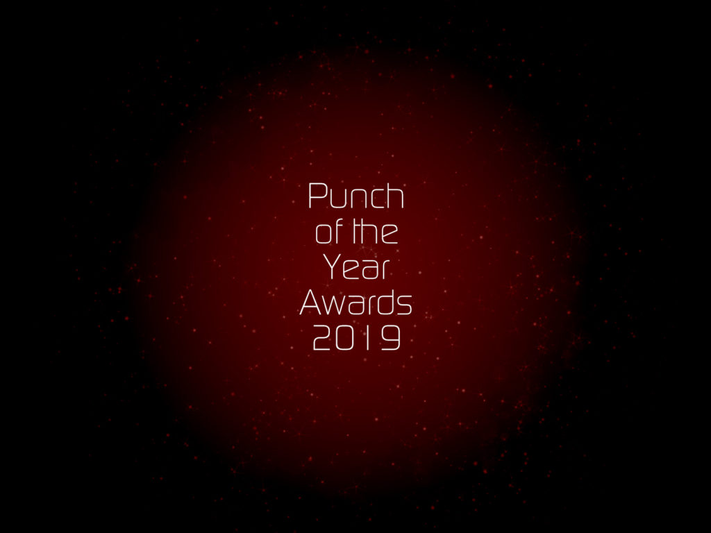 punch of the year awards 2019